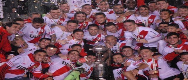 River volvió a la gloria con la Copa Libertadores