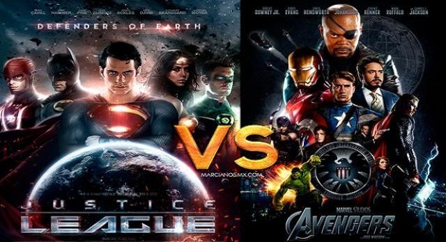 La producción de DC copiaría el formato Marvel