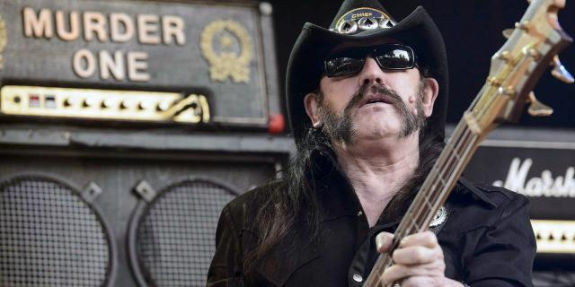 Lemmy Kilmister, eterno emblema do rock