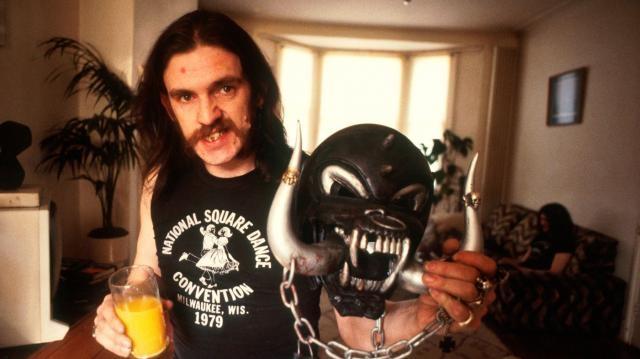 Lemmy sempre foi a alma dos Motörhead