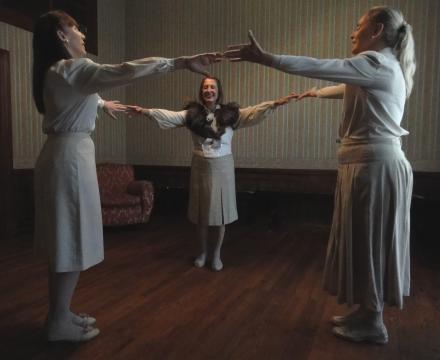 Mis tres hermanas de Marcelo Savignone
