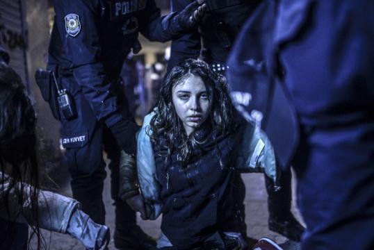 Notícias da Actualidade: Jovem ferida em Instambul