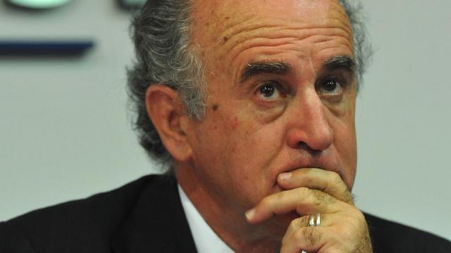 Oscar Parrilli, quien descabezó a la SIDE