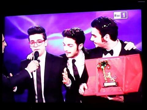Il Volo, vincitori Festival di Sanremo 2015