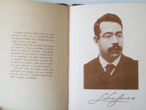 Lugones, un escritor para la polémica