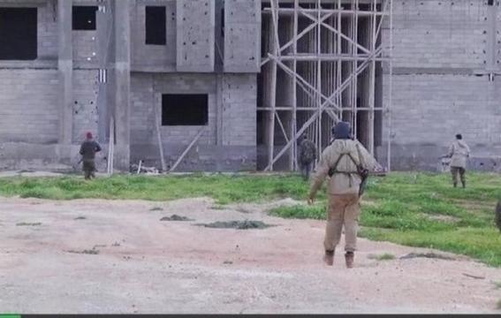 Movimenti di milizie in Libia