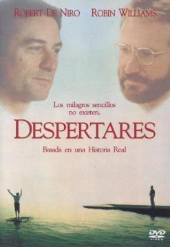 Despertares protagonizada por Robin Willians