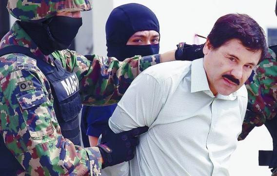 Las autoridades detienen al Chapo Guzman