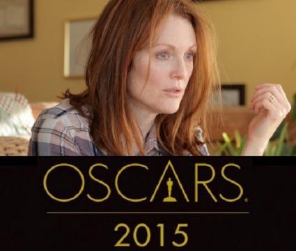 Julianne Moore, Oscar de la meilleure actrice