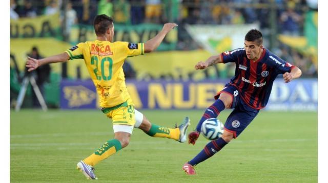 San Lorenzo triunfó 2 a 1 frente a Defensa