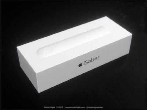4 El ensamblaje del iSaber recuerda a Apple