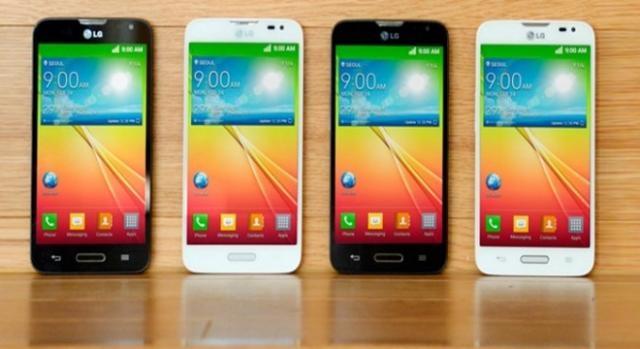 Smartphone LG L70, con sistema Android