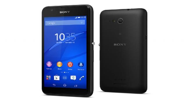 Smartphone Sony Xperia E 4G