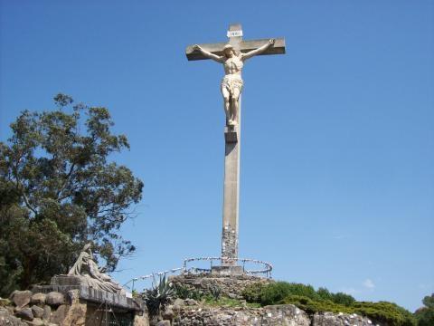 El Monte Calvario, en Tandil