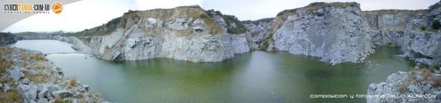 Sierras de Tandil, hermoso espejo de agua