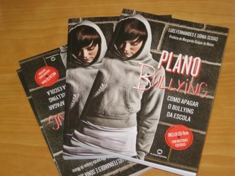 Capa do Livro 'Plano Bullying'
