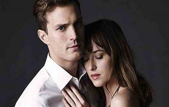 Dakota Jhonson y Jamie Dornan  los protagonistas