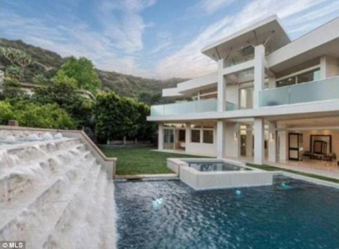 Nova casa de Justin Bieber em Beverly Hills