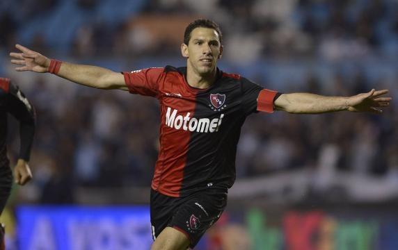 Maxi Rodriguez le dio el triunfo a Newell´s