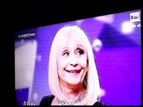 talent Rai 1, Raffaella Carrà