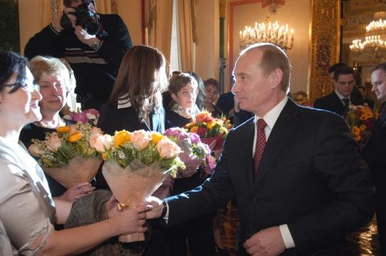 Vladimir Putin continua desaparecido.