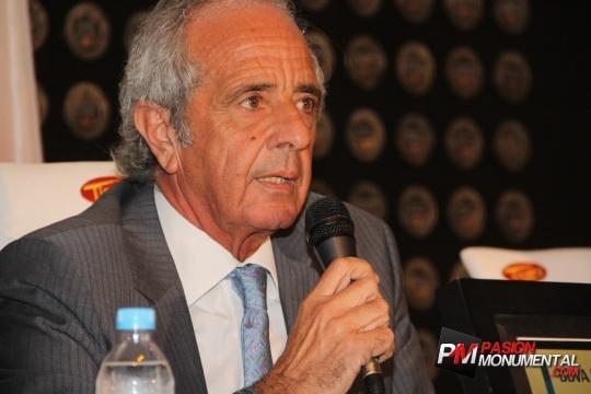 Donofrio recibió un club distinto a Passarella