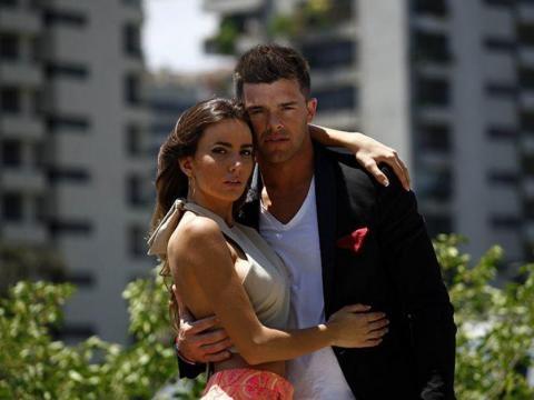 Así ingresaron Leandro y Aylén a Amor a prueba