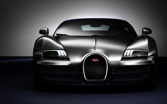 Bugatti Veyron, de O'Conner.