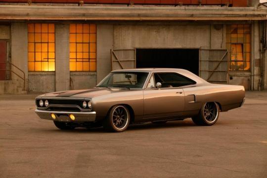 Plymouth Roadrunner, de Toretto