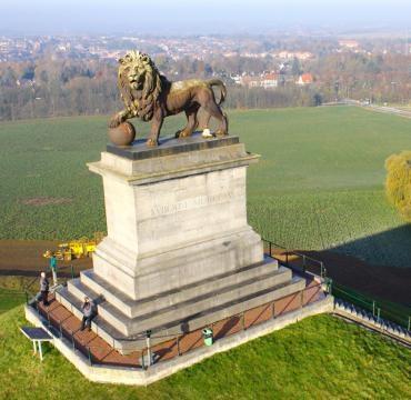 Le Lion et la Butte sous différents angles ! 1