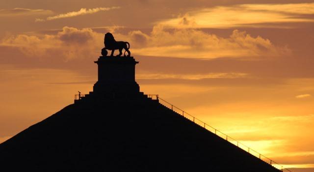 Le Lion et la Butte sous différents angles ! 3