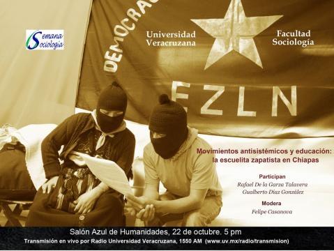 Jornadas de diálogo en la universidad de Veracruz