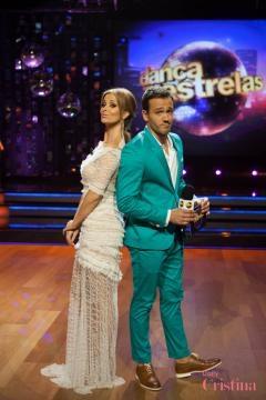 Look de Cristina Ferreira 'Dança com as Estrelas'