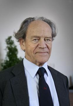 Nobel laureate Torsten Wiesel joined UoPeople