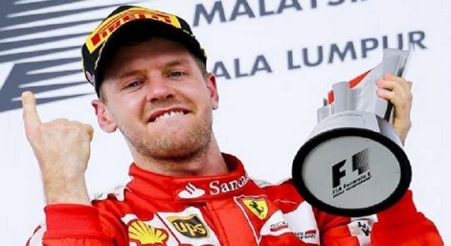 40e victoire en F1 pour Vettel ! 2