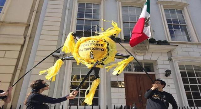 Activista aseguraron crisis de DDHH en México