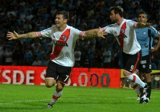 El uruguayo Mora, sacrificio y talento