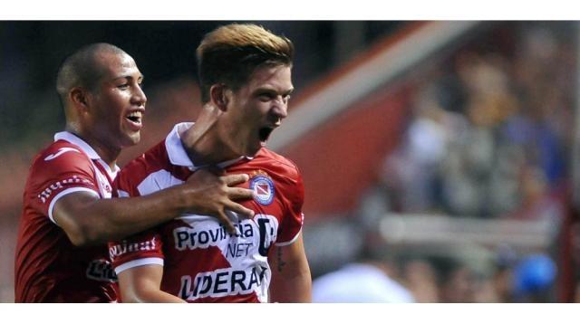 Gallego marca y La Paternal se pone arriba 1 a 0