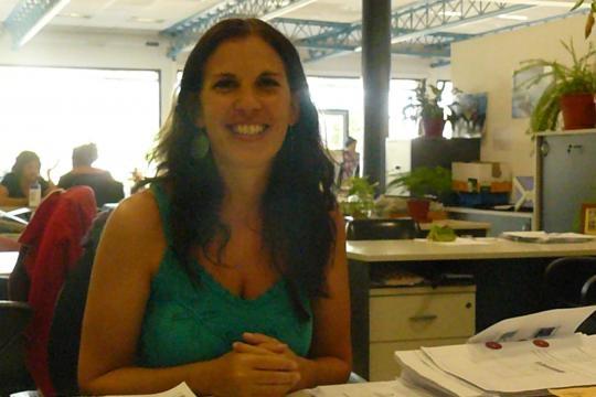 Lic. Eugenia Santicchio - PAMI General Roca