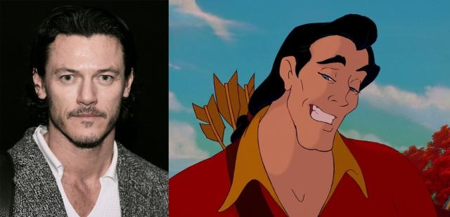 Luke Evans será Gaston, o vilão vaidoso