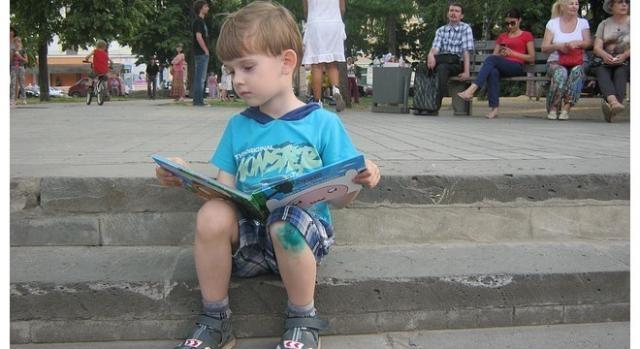 Estimule a leitura desde cedo