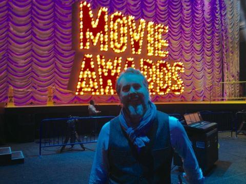 Garrett English, executive producer of the show.