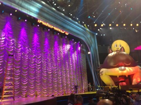 The show rocks the Nokia Theatre in L.A.