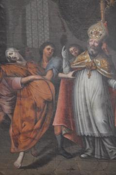 Esorcismo nella Cattedrale di Bayeux