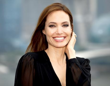Fotografia de Angelina Jolie