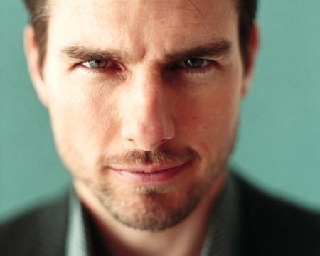 Fotografia do actor Tom Cruise