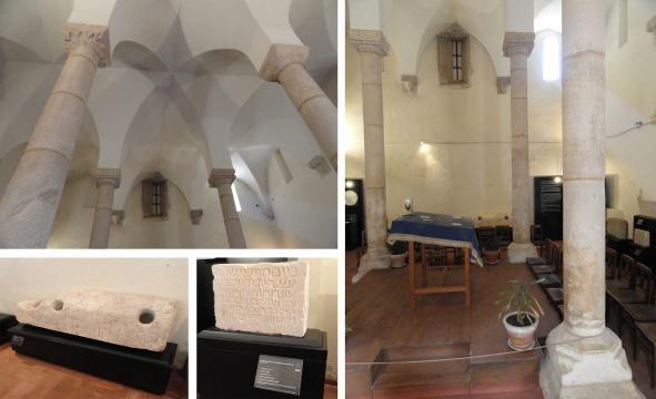 A mais antiga Sinagoga de Portugal - Tomar