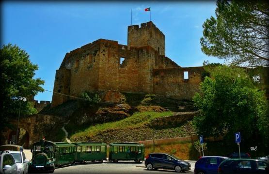 Castelo Templário em Tomar