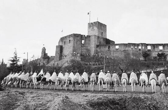 Castelo Templário, recriação