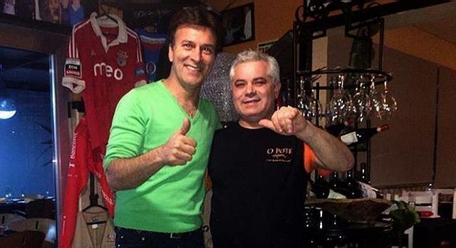 Tony Carreira é considerado amigo do peito